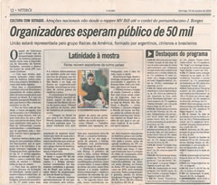 Clipping Jornal